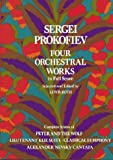 Four Orchestral Works (0486202798) by Prokofiev, Sergei