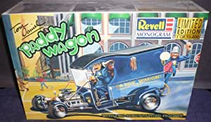 Tom Daniels Paddy Wagon Revell Monogram Model Kit 1997