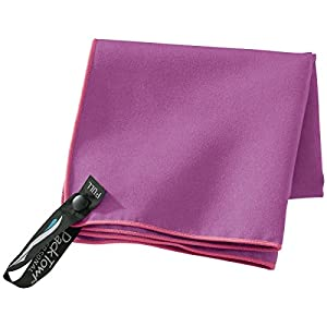 PackTowl Personal Towel, Berry, Small