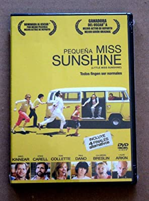 Little Miss Sunshine (Pequena Miss Sunshine) [NTSC/REGION 1 & 4 DVD. Import-Latin America]
