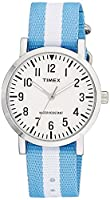 Timex OMG Analog White Dial Unisex Watch - TWEG15405