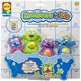 ALEX Toys Rub a Dub Monsters In My Tub