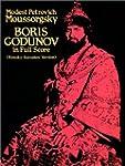 Boris Godunov in Full Score (Rimsky-K...