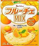 ハウス フルーチェMIX オレンジ×マンゴー 200g×5個