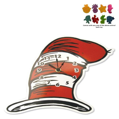Cat In The Hat Nursery Decor front-1013940