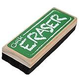 Chalk and Dry Erase Board Black Felt Eraser by Imagination Generation
