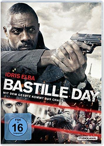 Bastille Day [2 DVDs]