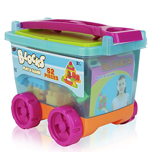 62-pieces-plastic-play-and-learn-childrens-colored-blocks-in-take-along-wagon-large-size-colored-bui