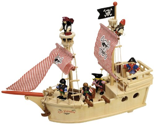 Tidlo Paragon Pirate Ship price comparison