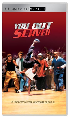 Cover art for  You Got Served [UMD for PSP]