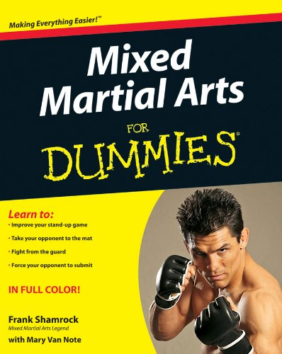 Mixed Martial Arts For Dummies Book