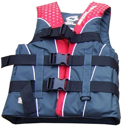 (L rb) Adult 50N SOLA INFERNO Buoyancy Aid. Ideal for Jet Ski, Windsurf, Water Ski, Fishing, Kayaking or Canoe. Compact design & FULLY Approved to EN393
