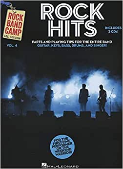 Rock Hits - Rock Band Camp Volume 4: Book/2-CD Pack