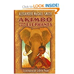 Akimbo and the Elephants by Alexander McCall Smith and LeUyen Pham