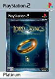 echange, troc The Lord of the Rings Fellowship of the Ring Platinum [ Playstation 2 ] [Import anglais]