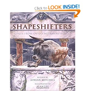 Downloads Shapeshifters: Tales from Ovid's Metamorphoses ebook
