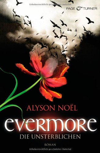 Evermore - Die Unsterblichen (The Immortals, #1)