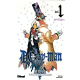 D.Gray-man Vol.1
