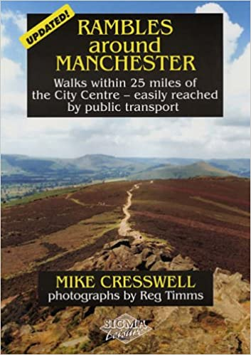 Greater Manchester walking guidebook
