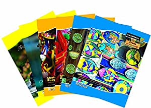 Classmate Notebook - Soft Cover, 120 Pages, 240x180mm ...