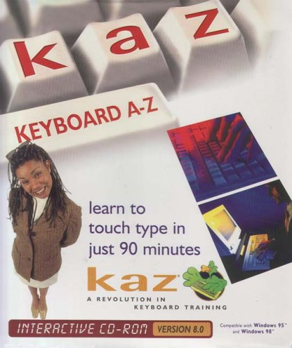 Kaz Typing Version 8
