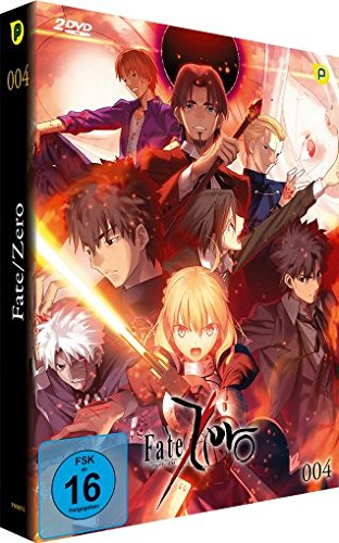Fate/Zero, DVD - Volume 4