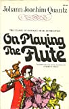 img - for On Playing the Flute book / textbook / text book