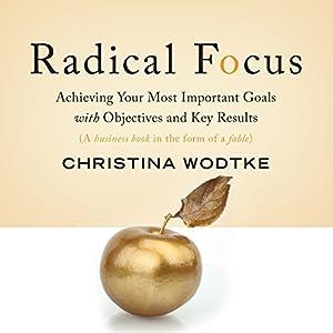 Radical Focus Audiobook