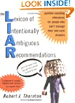 Lexicon Of Intentionally Ambiguous Re...