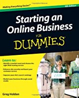 Starting an Online Business For Dummies, 6th Edition Front Cover