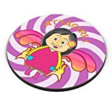 PosterGuy Fridge Magnet - Attagirl! girl,cute,illustration.cartoon