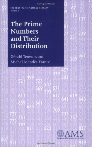 Prime Numbers and Their Distribution (Student Mathematical Library)