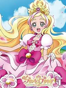【Amazon.co.jp限定】Go!プリンセスプリキュア vol.1(ジャケットイラスト布ポスター(B2横型)付) [Blu-ray]