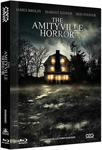 Amityville Horror 1979 - uncut [Blu-Ray+DVD] auf 444 limitiertes Mediabook Cover C [Limited Collector's Edition] [Limited Edition]