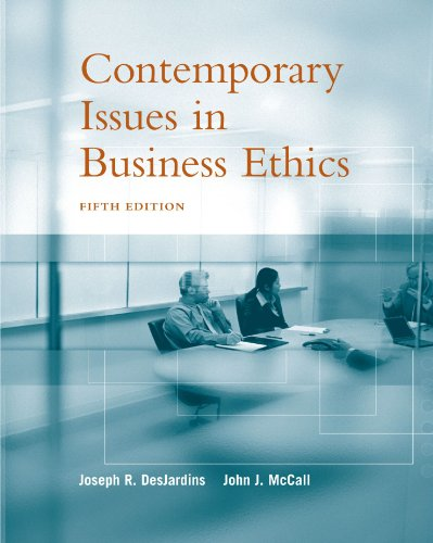ethics in the contemporary business environment 422 competitive business environment in which secular and islamic  secular  world of contemporary business practices will disclose reasons for potential.
