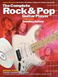 Complete Rock And Pop Guitar Player Omnibus Edition (Book And 3Cds) Gt (Book & CD)
