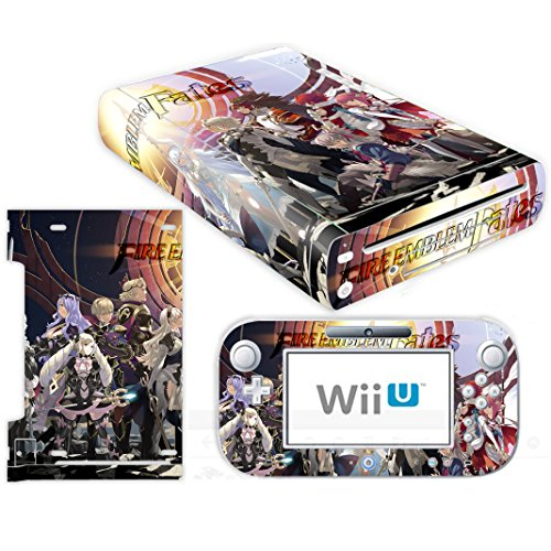 Vanknight Vinyl Decal Skin Sticker Anime for Wii U Console and Controller (Fire Emblem Wii U compare prices)