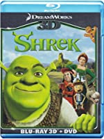 Shrek (3D) (Blu-Ray 3D+Dvd)