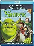 Shrek (3D) (Blu-Ray 3D+Dvd)