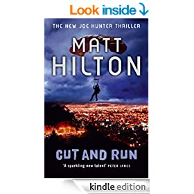 Cut and Run: Joe Hunter: Book Four