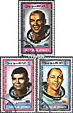 Umm al Qaiwain 439A-441A (complete.issue.) fine used / cancelled 1970 Apollo 13 (Stamps for collectors)