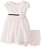 Marmellata Baby-Girls Infant Polka Dot Party Dress