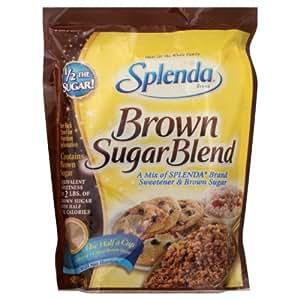 Splenda Brown Sugar Blend Sugar Substitute