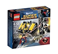 LEGO Superheroes 76002 Superman Metropolis Showdown from LEGO Superheroes