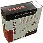 EZCAP.TV 116 EzCAPTURE USB 2.0 VHS to...