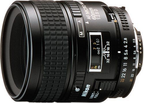 Nikon Ai AF Micro Nikkor 60mm F2.8D