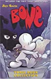Bone Boxed Set Books 1-3 (Bone) (043990823X) by Smith, Jeff