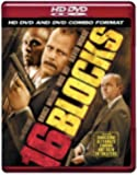 16 Blocks (Combo HD DVD and Standard DVD)