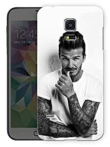 "Humor Gang Beckham LovePrinted Designer Mobile Back Cover For ""Samsung Galaxy S5"" (3D, Matte, Premium Quality Snap On Case)..."
