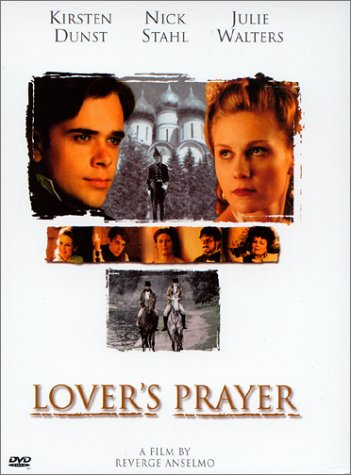 Cover art for  Lover's Prayer